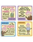 Life with a Chocolate - Aunty Acid Coasters