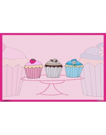 Cuppie Cake Table mat