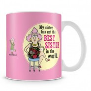 Sissy Dearest Coffee Mug