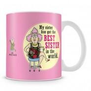 Sissy Dearest Coffee Mug