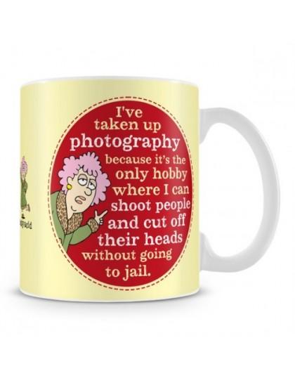 The violet Photographer Mug