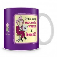 Successful women Coffee Mug