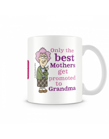 Best Mothers get promoted to grandmoms Coffee mug