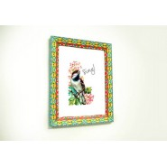 Colorful Frame Green