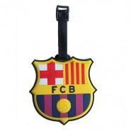 FC Barcelona Luggage Tag