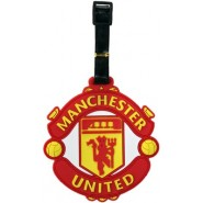MUFC Luggage Tag