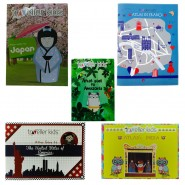 Around The World BookSet