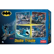 Batman Double Trouble ( 4 in 1 Game )
