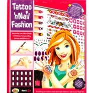 Tattoo 'n Nail Fashion