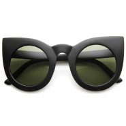 Kate Cat Eye - Black