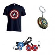 Captain America Combo