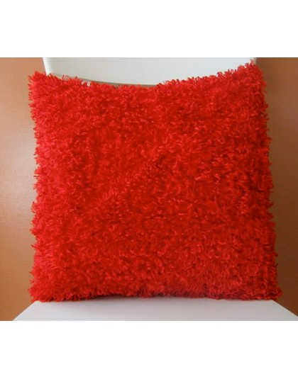 Fluffy Funky Decorative Pillow