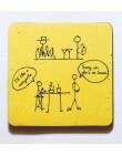 Dumb Bartender Coasters (set)