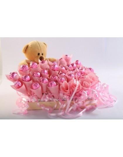 Teddy Choclate Bouquet