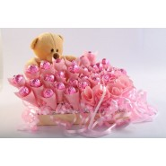 Teddy Choclate Bouquet