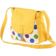 Multicolor Polka Dots  Sling Bag