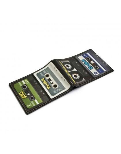 Musical Casette Wallet