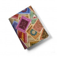 Indian Stamps Passport Holder