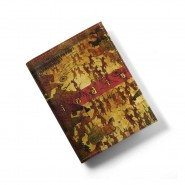 Ancient Battle Passport Holder